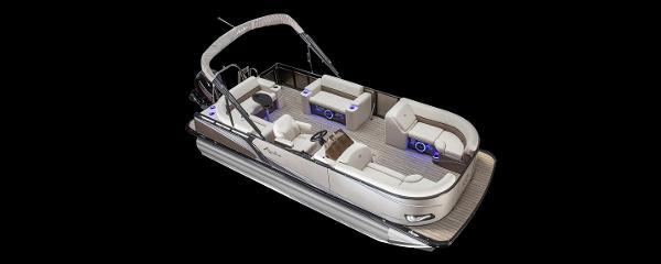Avalon 2485 LSZ Cruise