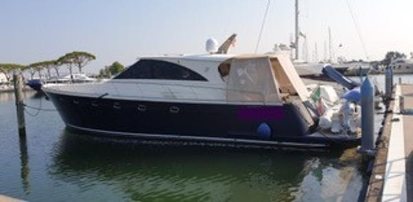 Cantieri Estensi Goldstar 540 s