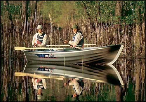 Linder 410 Fishing 25 SUZ