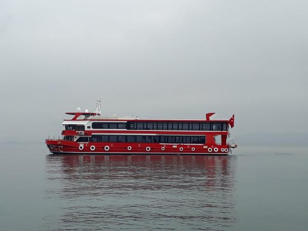 Custom-Craft 450 PAX RESTAURANT AND EXCURSION VESSEL