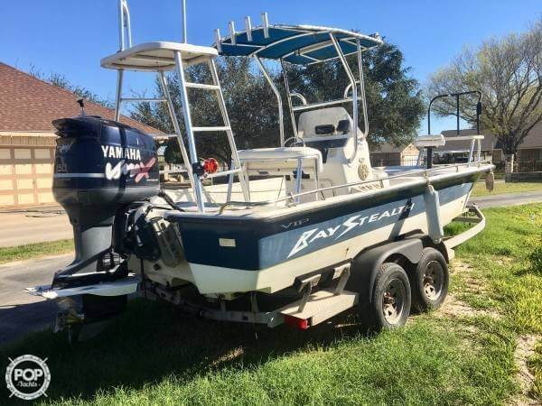 BAYSTEALTH VIP 2180 BAY STEALTH 2002 Bay Stealth 2180 BAY STEALTH for sale in Mission, TX