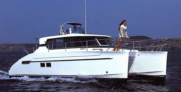 Fountaine Pajot Greenland 34 Manufacturer Provided Image