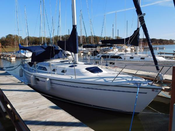 Catalina 36 MkII Stb. Bow