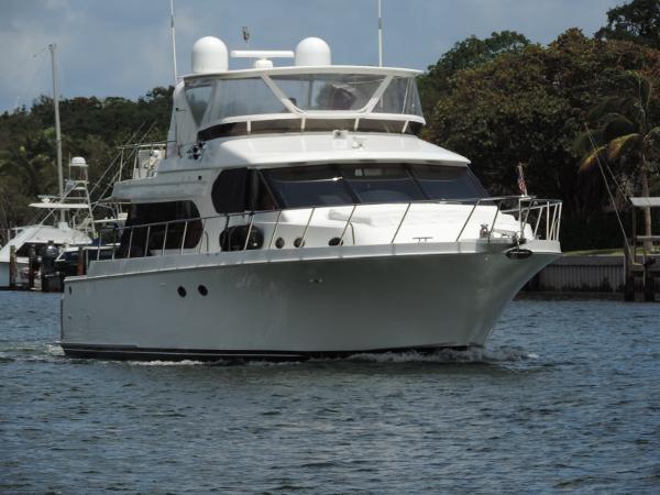 Ocean Alexander Pilothouse G Crew II