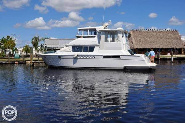 Carver 500 Cockpit Motor Yacht 1998 Carver 500 Motor Yacth for sale in North Fort Myers, FL