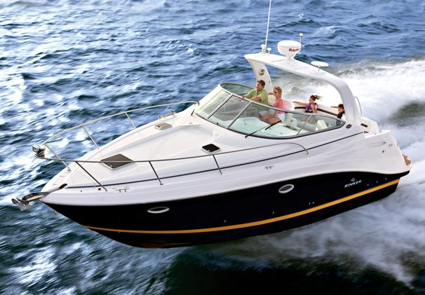 Rinker 340 Express Cruiser Manufacturer Provided Image