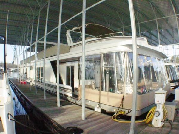 Sharpe 18x85 Houseboat