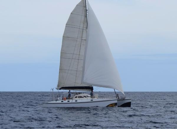 Outremer 55 light Catamaran Outremer 55 Light