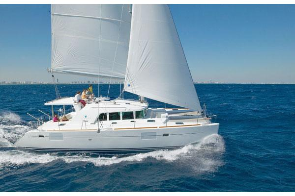 Lagoon 440 Manufacturer Provided Image