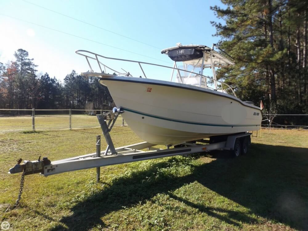 Sea-pro 255 CC 1998 Sea Pro 255 CC for sale in Dorchester, SC