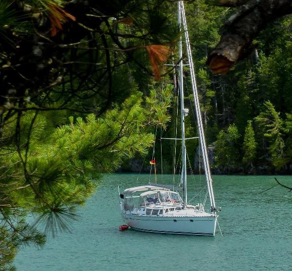 Jeanneau  43 Sun Odyssey Deck Salon Wanderer