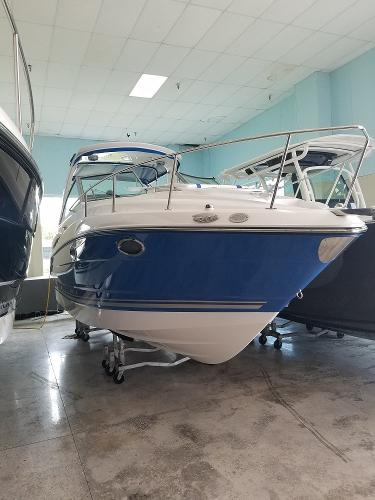 Monterey 275 Sport Yacht