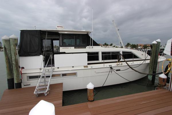 Bertram 42 Motor Yacht Betram 42 Motor Yacht
