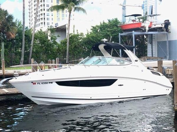 Sea Ray Sundancer Port Profile