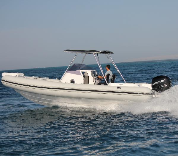 Tiger Marine 850 Top Line Cabin
