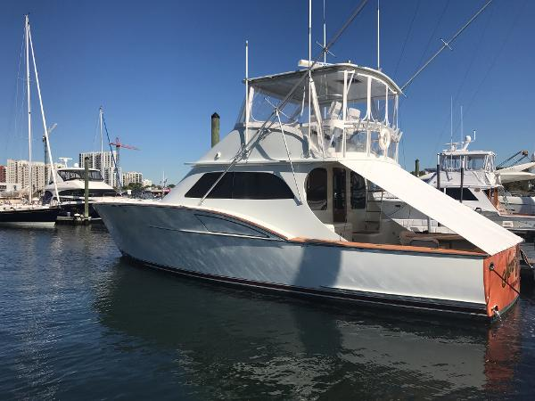 Custom Carolina Cape Fear 47