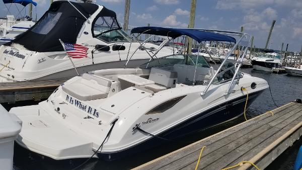 Sea Ray 300 Sundeck 300 Sea Ray Sundeck 2012