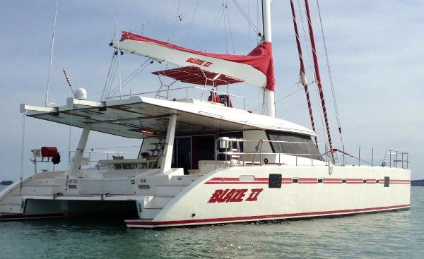 Sunreef Sailing 62