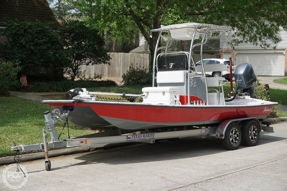Shoalwater 21 Cat 2014 Shoalwater Baycat for sale in Spring, TX