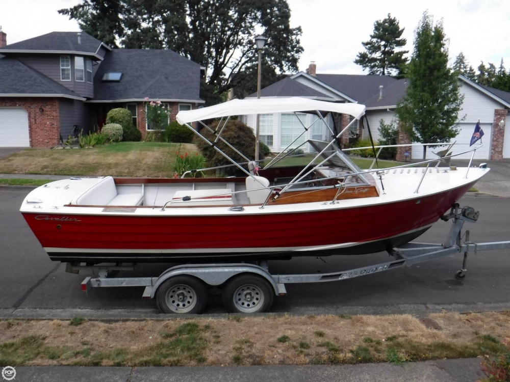 Chris-Craft 22 Cavalier Cutlass 1967 Chris-Craft 22 Cavalier Cutlass for sale in Tualatin, OR