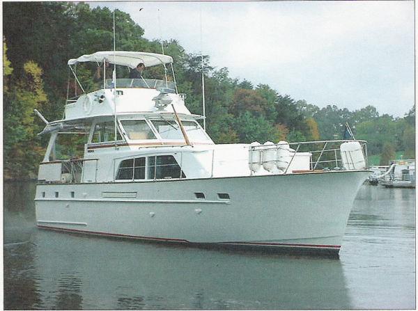 Matthews Flybridge Motor Yacht Photo 1