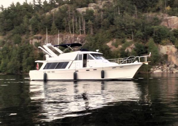 Bayliner 4588 Pilothouse Motoryacht