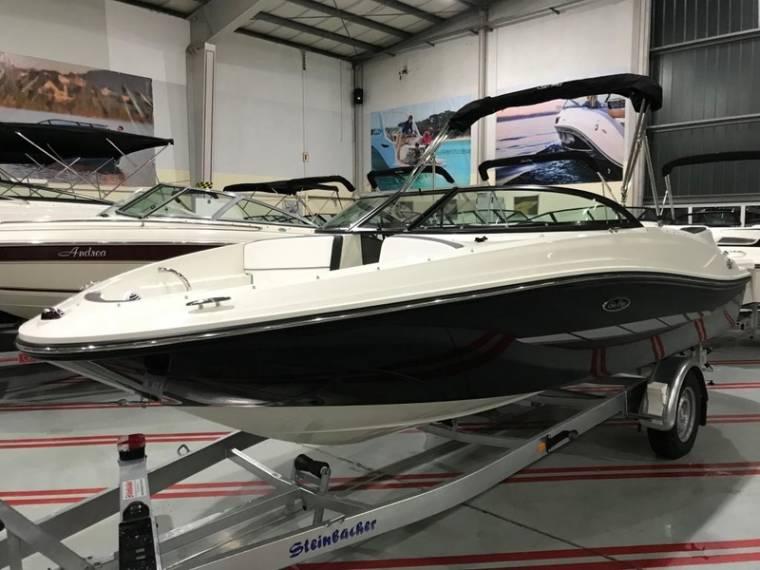 Sea Ray Sea Ray 190 Sport Modell 2018 SOFORT Motorboot