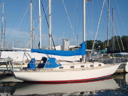 1981 Cape Dory 36, Vero Beach Florida - boats com