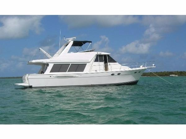 Meridian 490 Pilothouse Motoryacht
