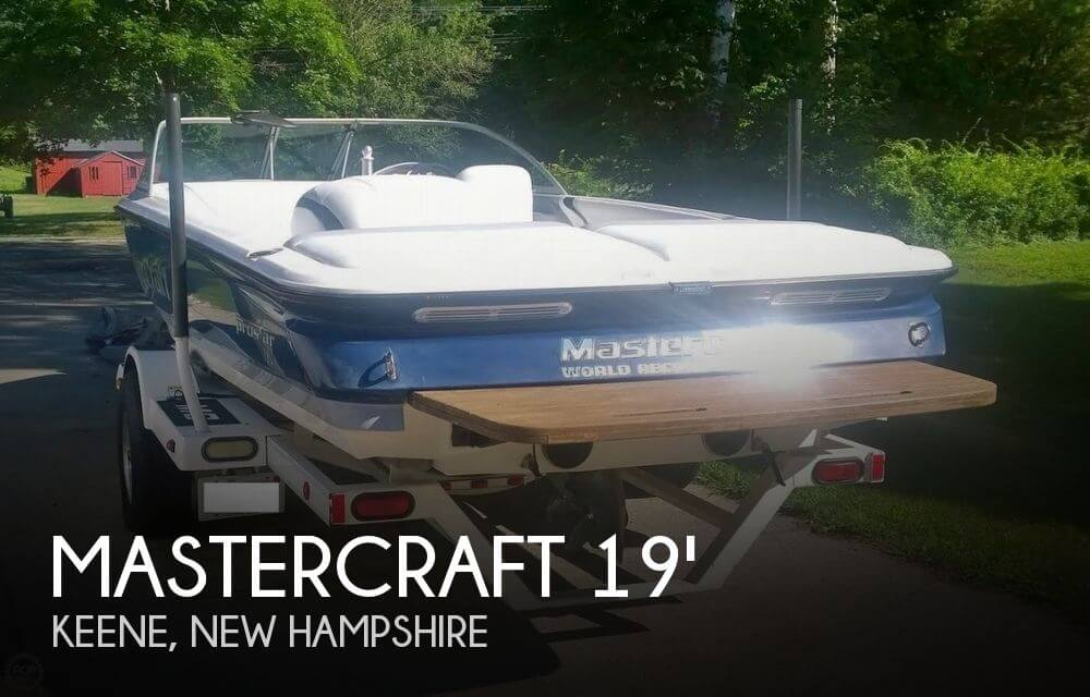 Mastercraft ProStar 190 EVO 2001 Mastercraft Prostar 190 EVO for sale in Keene, NH