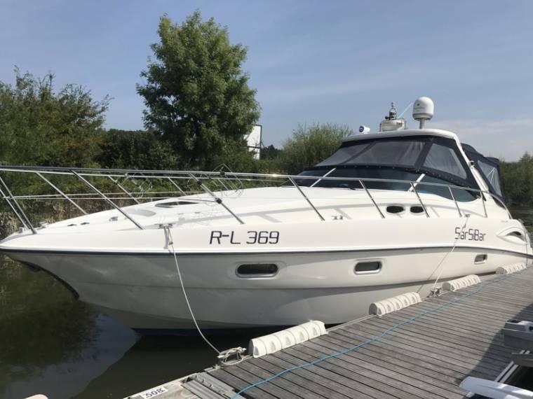 Sealine Sealine S38 Generator KVH Tracvision Motorboot
