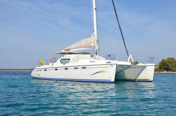 Alliaura Privilege 465 Catamaran Privilege 465