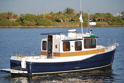 Ranger Tug 25SC (sistership)