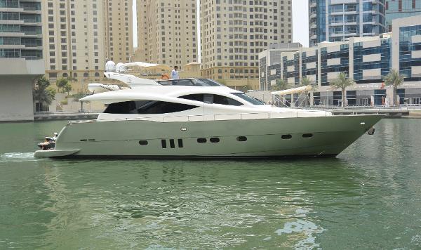 Filippetti EVO 760 Motor Yacht