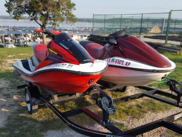Honda Aqua Trax R-12X Turbo