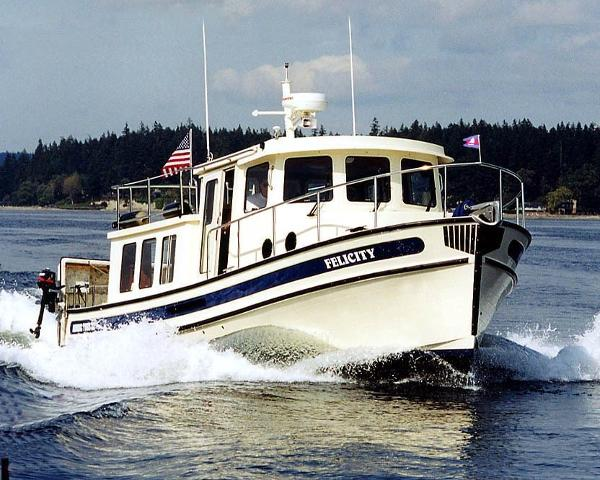 Nordic Tugs 32 Felicity