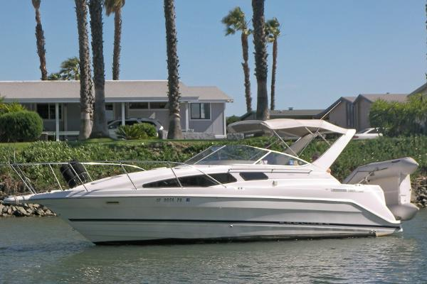 Bayliner Ciera 2855 & Hoist Main photo