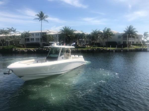 Boston Whaler 350 OR