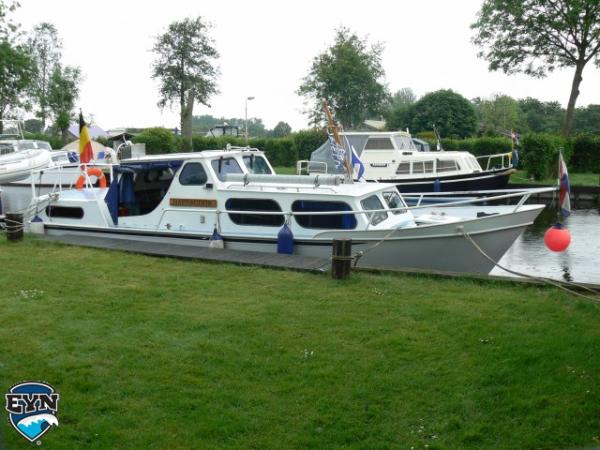 Biesbosch kruiser 9.50