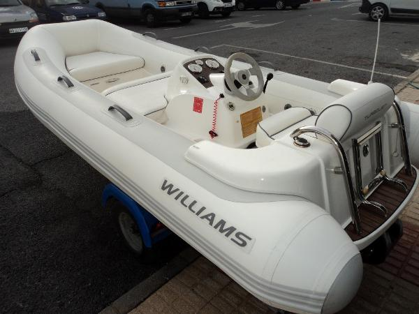 Williams Turbojet 385