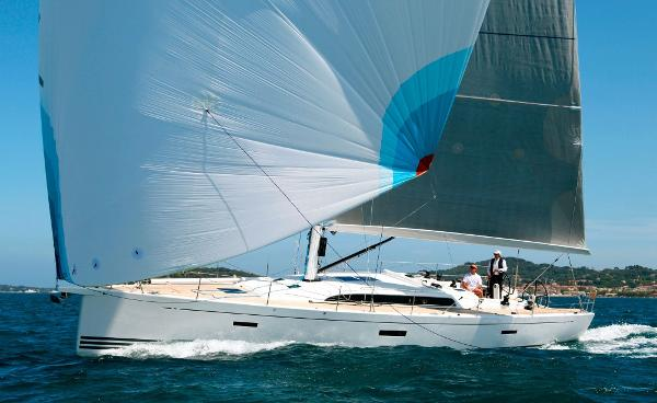 X - Yachts Xp 50 Manufacturer Provided Image: X-Yachts Xp 50