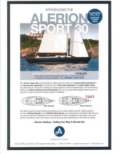Alerion Sport 30 Alerion Sport 30