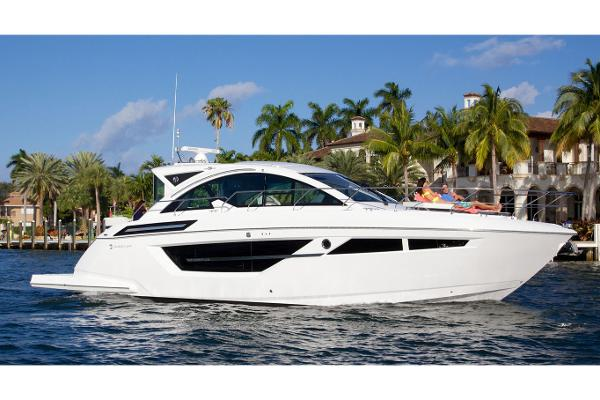 Cruisers Yachts 50 Cantius Test Manufacturer Provided Image
