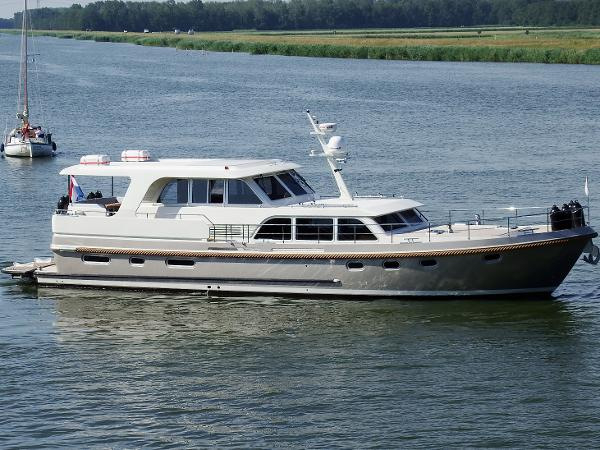 Linssen Grand Sturdy 590 AC Full Option