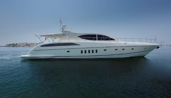 Leopard 24 M Motor Yacht