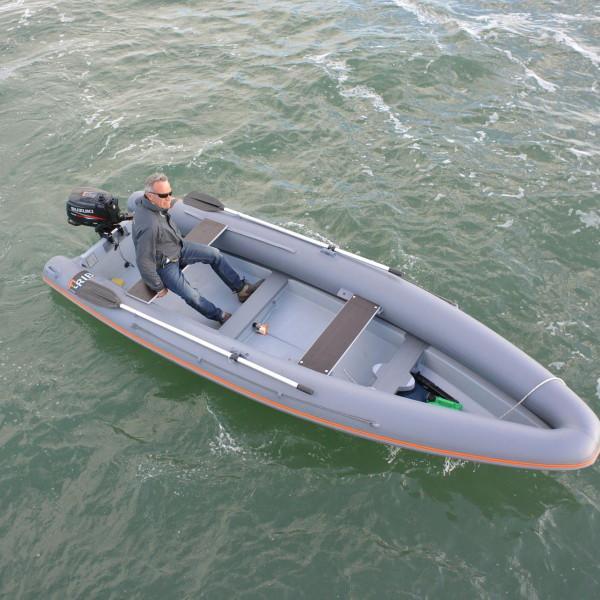 Foldable RIB 430