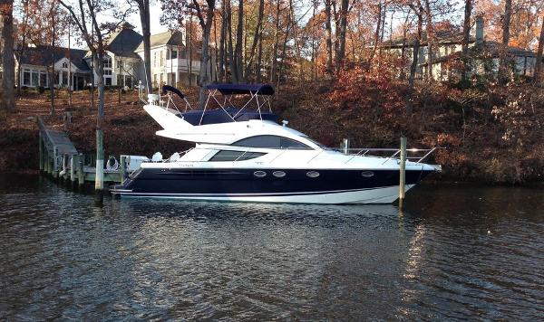 Fairline 43 Phantom Flybridge