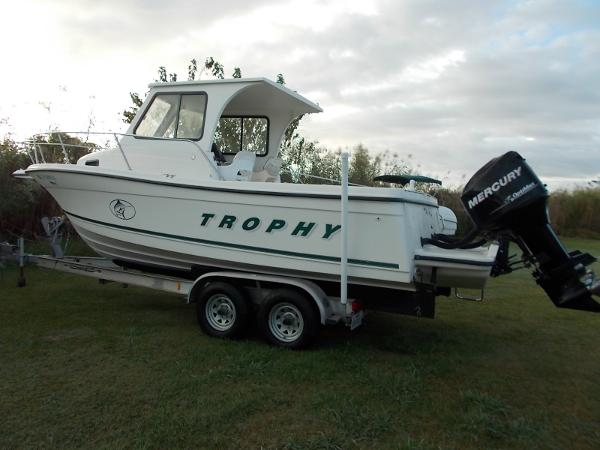 BAYLINER TROPHY 2509 WA