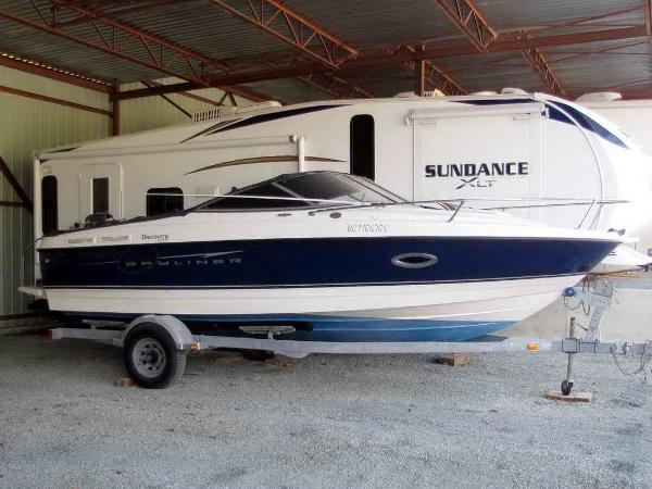 Bayliner Discovery 210 Sport Fishing