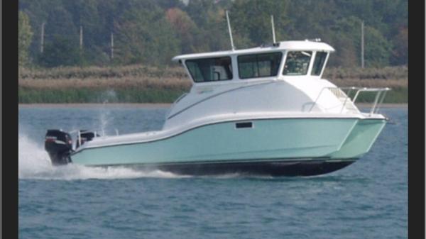 Ocean Express 36 Pilothoues